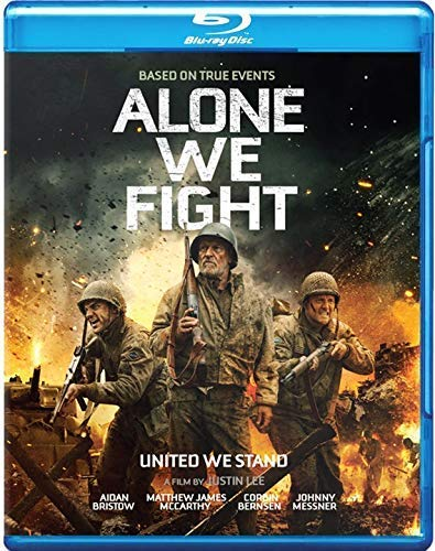 Alone We Fight 2018 720p AMZN WEB-DL DDP2.0 H264-CMRG