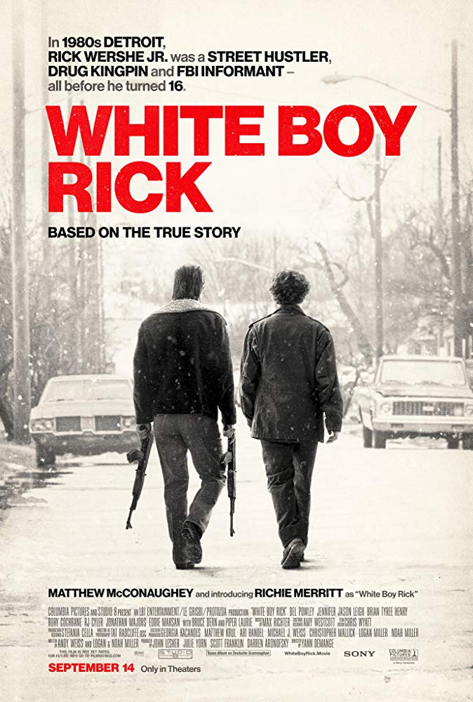 White Boy Rick 2018 BDRip x264-DRONES