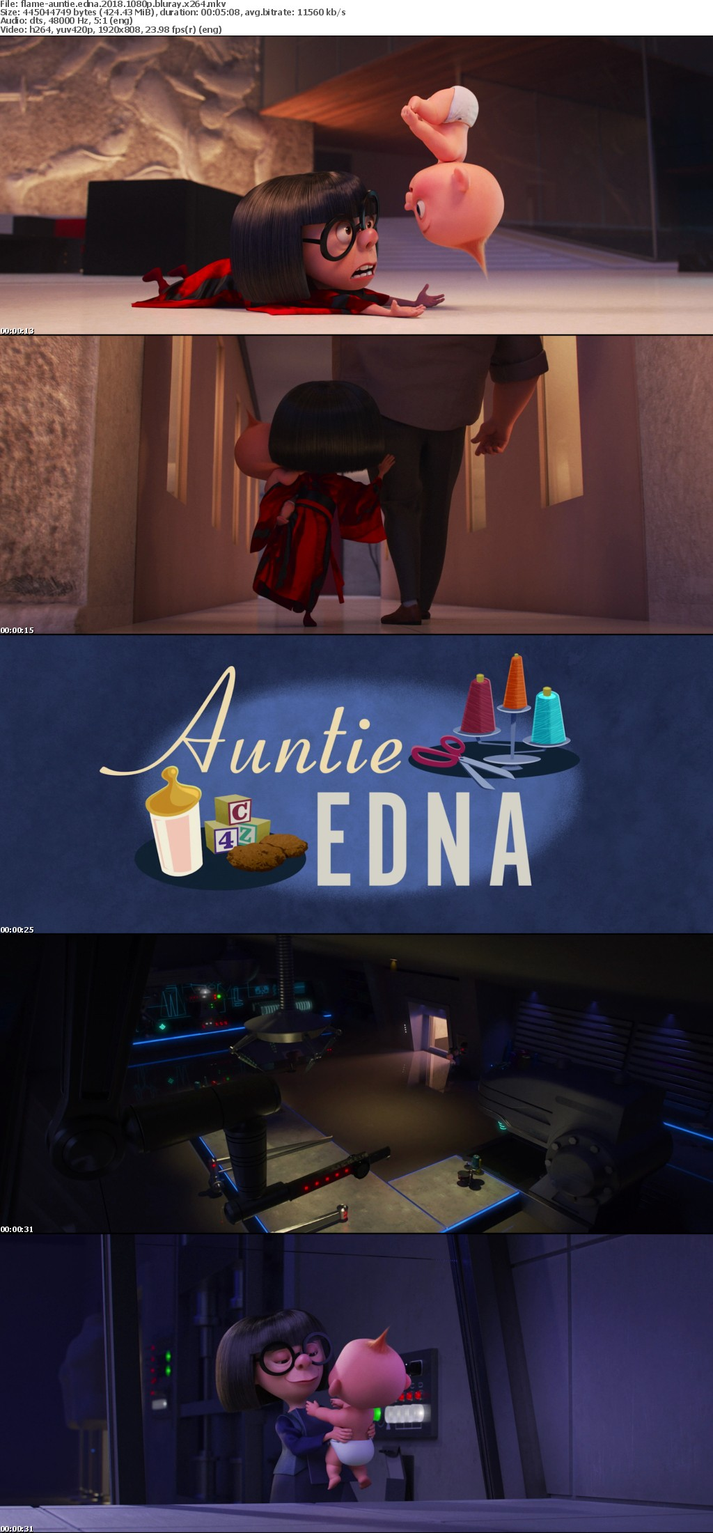 Auntie Edna 2018 1080p BluRay x264-FLAME