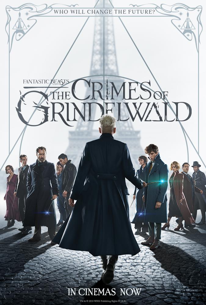 Fantastic Beasts The Crimes of Grindelwald 2018 HDRip HC AC3 X264-CMRG[EtMovies]