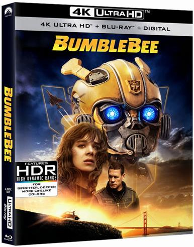 Bumblebee (2018) 720p HDCAM Dual Audio Eng Hindi x264  DLW