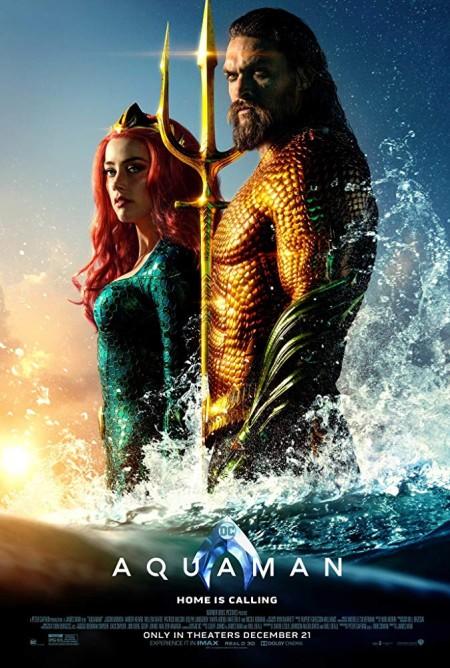 Aquaman 2018 NEW HDCAM x264-P2P