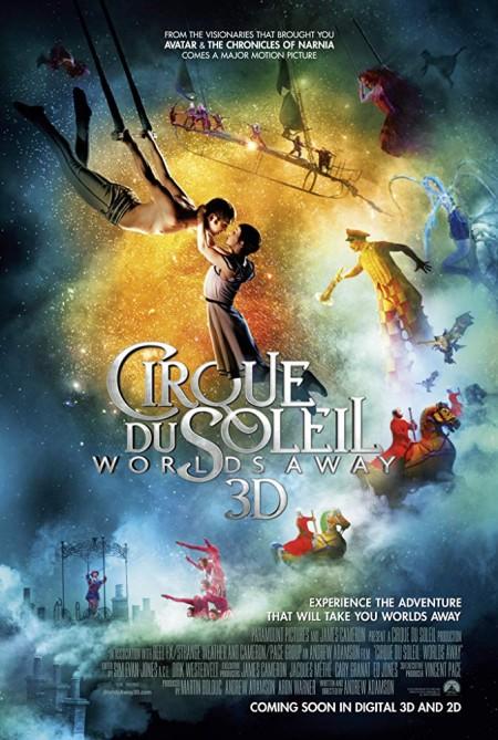 Cirque Du Soleil Worlds Away (2012) 1080p 5 1 - 2 0 x264 Phun Psyz