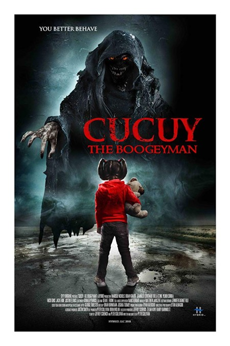 Cucuy The Boogeyman 2018 1080p HDTV x264-W4Frarbg