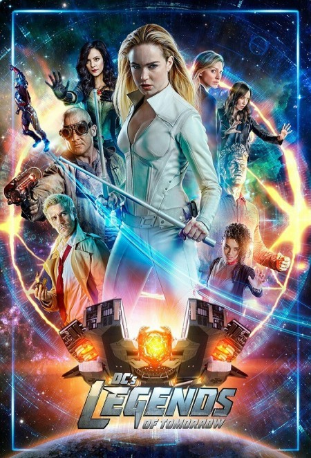 DCs Legends of Tomorrow S04E08 Legends of To-Meow-Meow 720p NF WEBRip DDP5 1 x264-LAZY