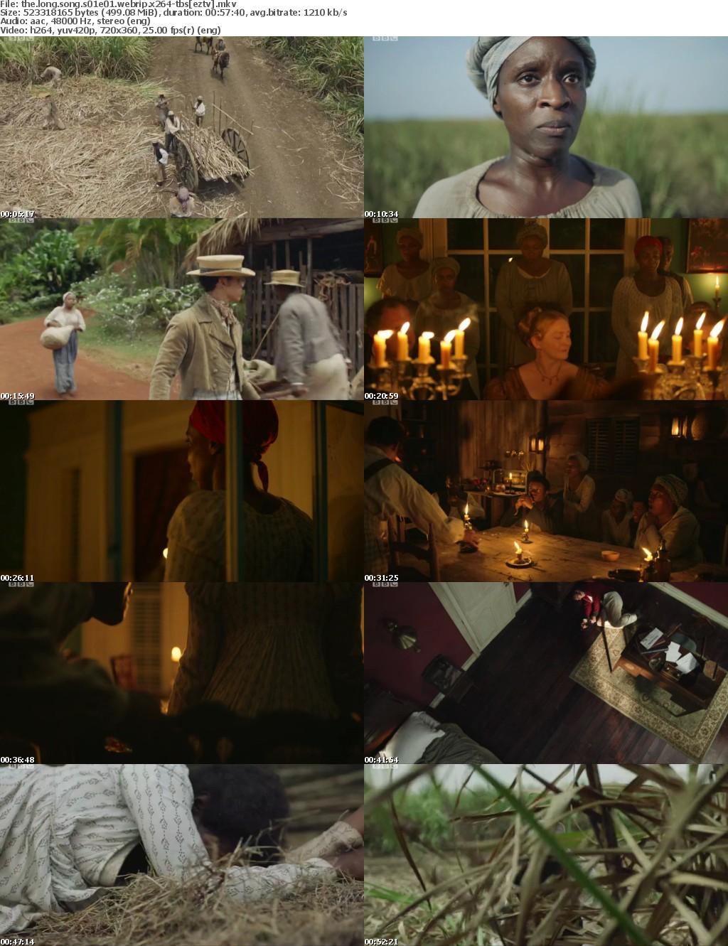 The Long Song S01E01 WEBRip x264-TBS