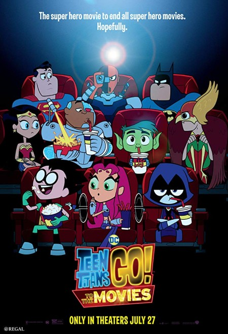 Teen Titans Go to the Movies (2018) 1080p BRRip 5.1 - 2.0 x264 Phun Psyz