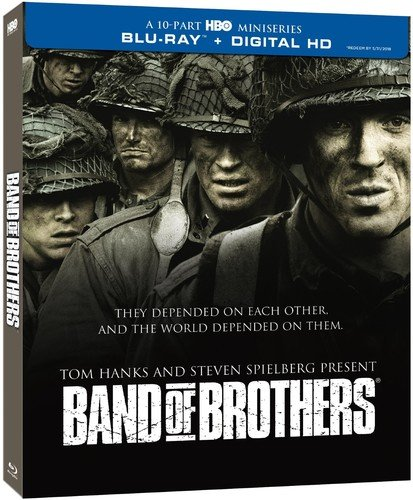 Band of Brothers Season 01 Complete 720p BluRay x264-DLW
