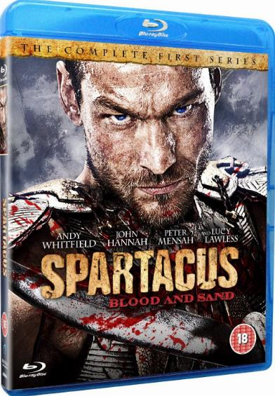 Spartacus Season 01 Complete 720p BluRay x265 HEVC MZABI-LavinMovie