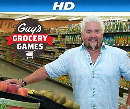 Guys Grocery Games S20E01 Clash of the Vegetarians 720p WEBRip x264-CAFFEiNE