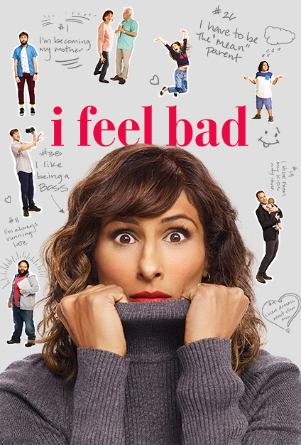 I Feel Bad S01E12 iNTERNAL 720p WEB x264  BAMBOOZLE