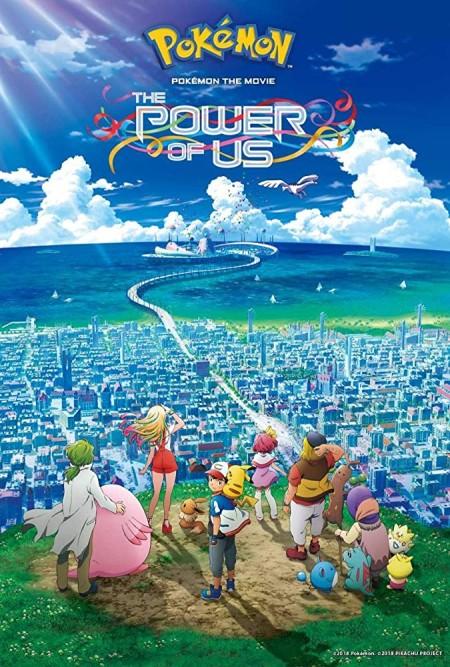 Pokemon The Movie The Power of Us (2018) HDTV x264-W4Frarbg