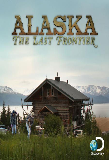 Alaska The Last Frontier S08E12 Holly Jolly Homesteading 720p HDTV x264-W4F