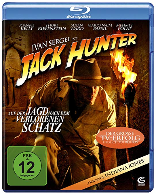 Jack Hunter and the Lost Treasure of Ugarit (2008) 720p WEB h264  REGRETrarbg