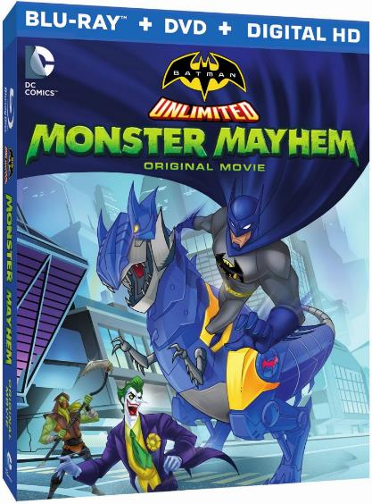 Batman Unlimited Monster Mayhem (2015) 720p BluRay H264 AAC  RARBG