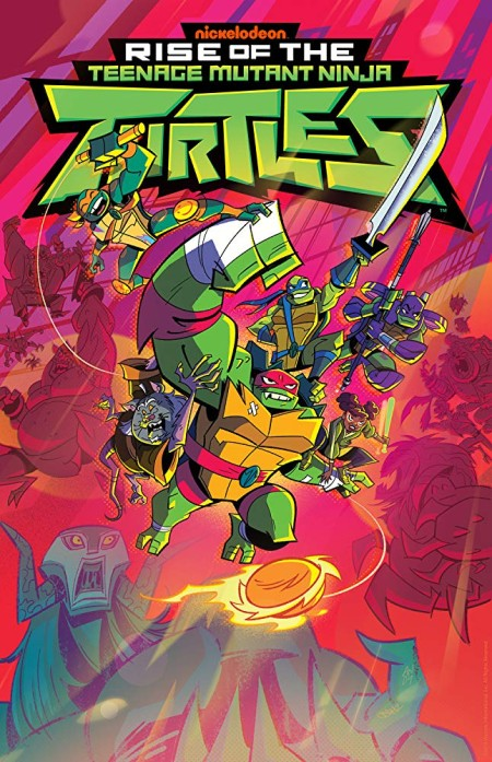 Rise of the Teenage Mutant Ninja Turtle S01E07a HDTV x264-W4F