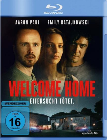 Welcome Home (2018) BRRip AC3 X264-CMRG