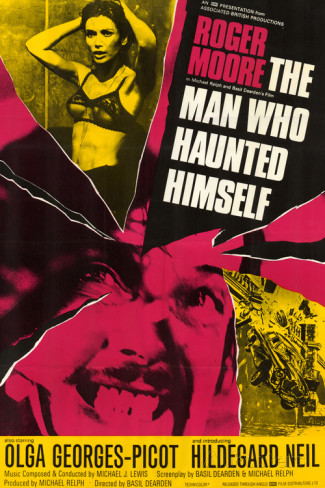 The Man Who Haunted Himself 1970 [BluRay] [720p] YIFY
