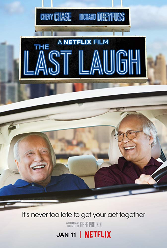 The Last Laugh 2019 HDRip XviD AC3-EVO[TGx]