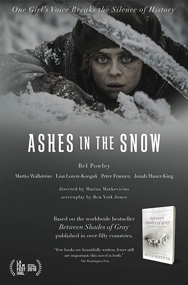 Ashes in the Snow 2018 WEB-DL XviD AC3-FGT