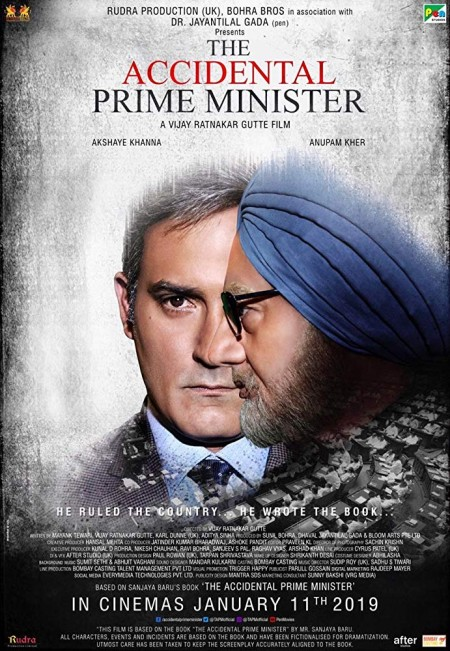 The Accidental Prime Minister (2019) 1-3 Desi Pre CAM Rip x264 AAC-CraZzyBoY