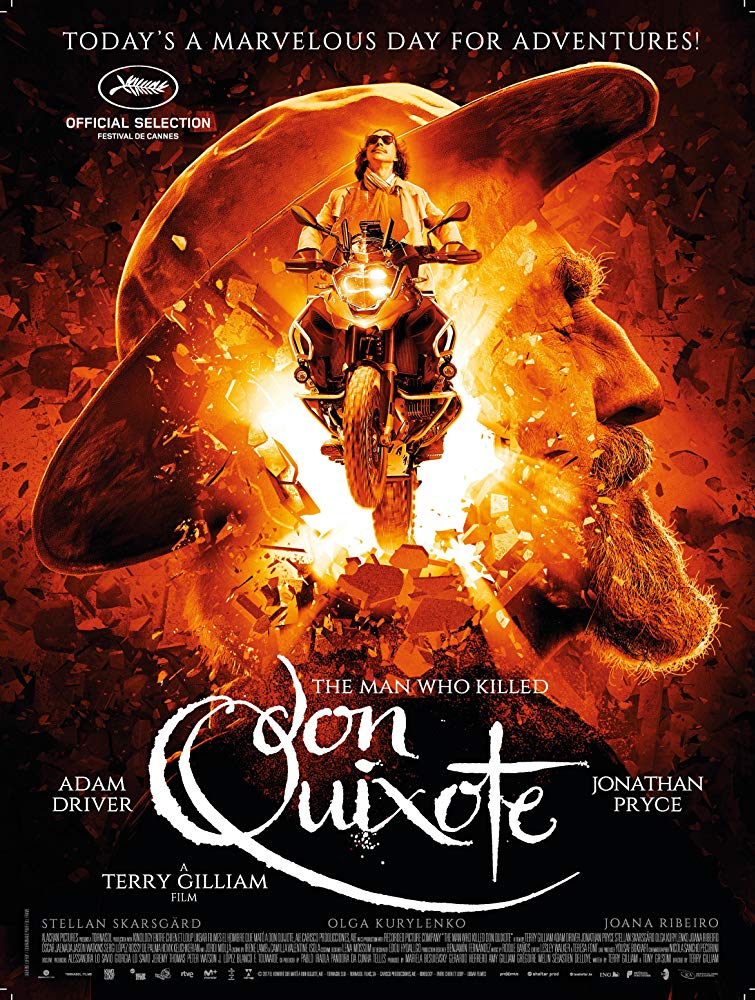The Man Who Killed Don Quixote 2018 720p BDRip AC3 X264-CMRG[TGx]