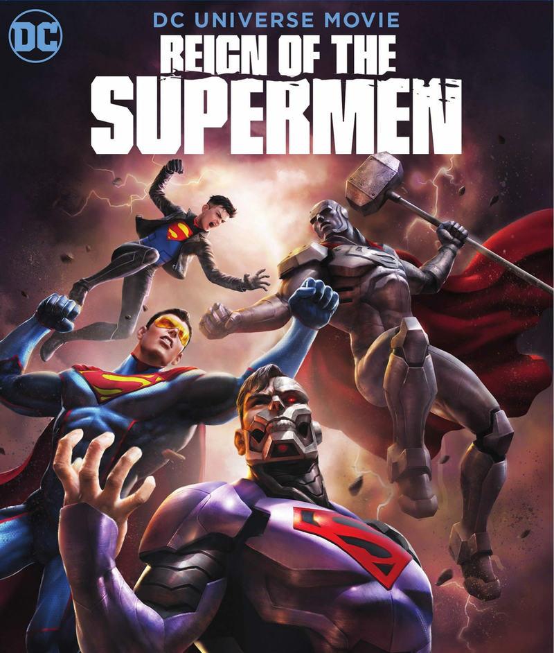 Reign of the Supermen 2019 720p WEB-DL XviD AC3-FGT