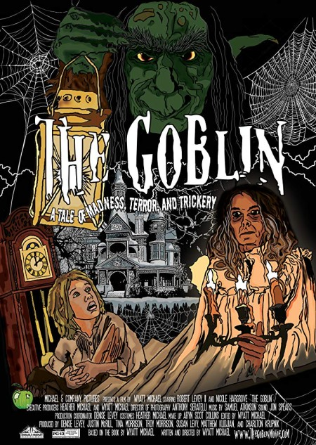 The Goblin (2017) HDRip 720p    SHADOW