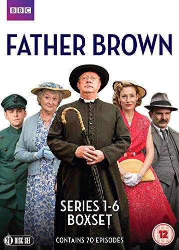Father Brown 2013 S07E09 The Skylark Scandal 720p HDTV x264-KETTLE