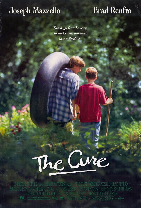 The Cure 1995 DVDRip XvID-NoGrp