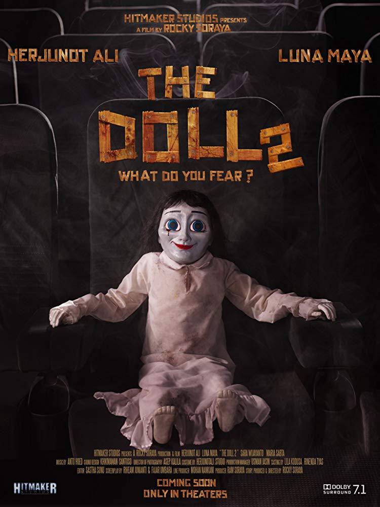 The Doll 2 (2017) HDRip x264 ENG SUBS - SHADOW[TGx]