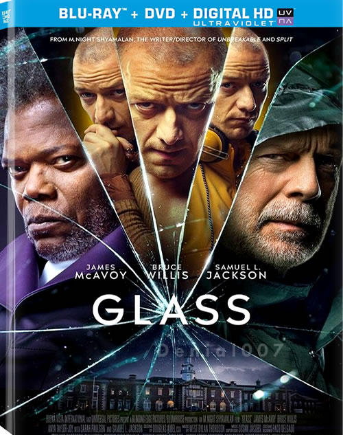 Glass (2019) 720p BluRay 1GB x264-GalaxyRG