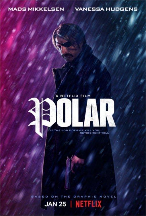 Polar 2019 HDRip XviD AC3 LLG