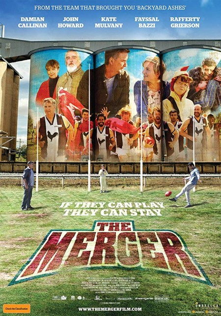 The Merger 2018 BDRip x264-SPOOKS