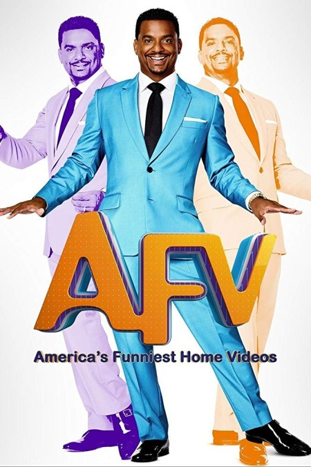 Americas Funniest Home Videos S29E13 480p x264-mSD
