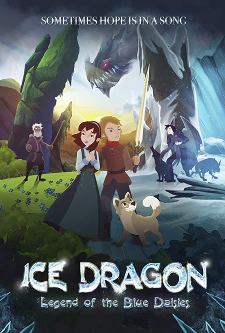Ice Dragon Legend of the Blue Daisies (2018) 1080p WEB-DL DD5.1 H264-CMRG