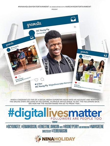Digital Lives Matter (2016) WEB h264  CRiMSON