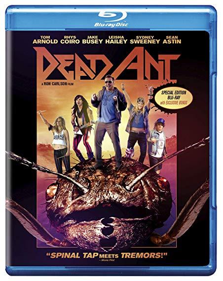 Dead Ant (2017) HDRip X264 AC3  EVO