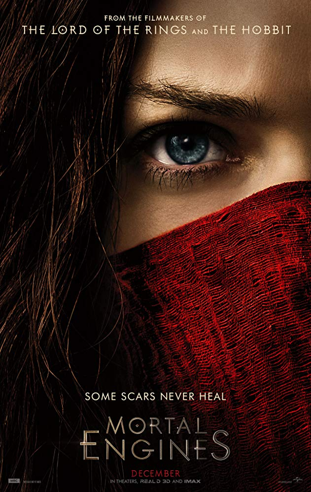 Mortal Engines 2018 V2 1080p WEB-DL H264 AC3-EVO[EtHD]