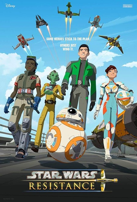 Star Wars Resistance S01E14 720p WEB x265-MiNX