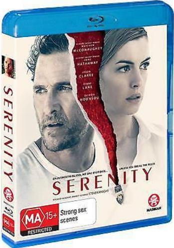 Serenity (2019) BDRip AC3 X264-CMRG