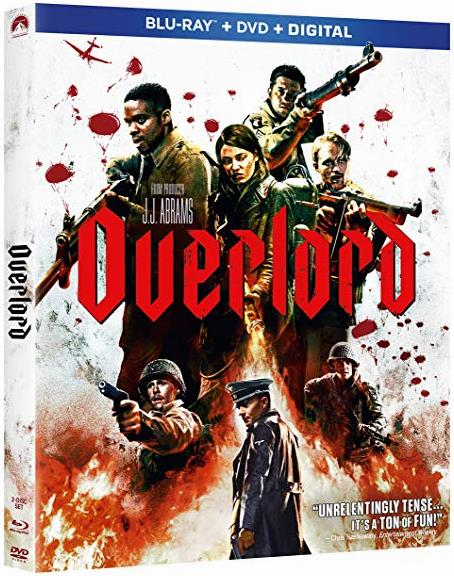 Overlord (2018) BRRip XviD B4ND1T69