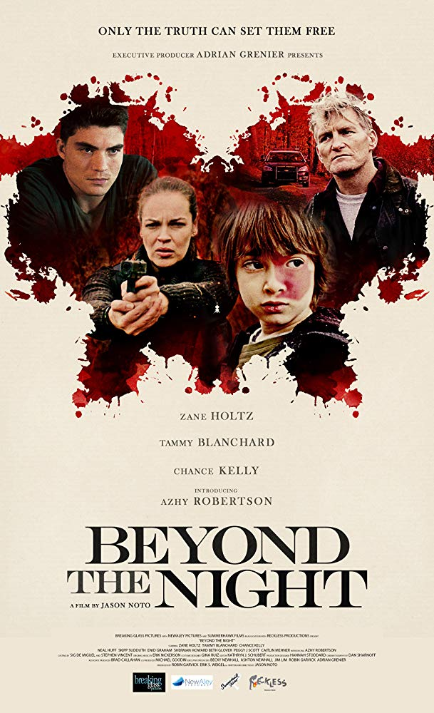 Beyond the Night 2018 HDRip AC3 X264-CMRG [TD]
