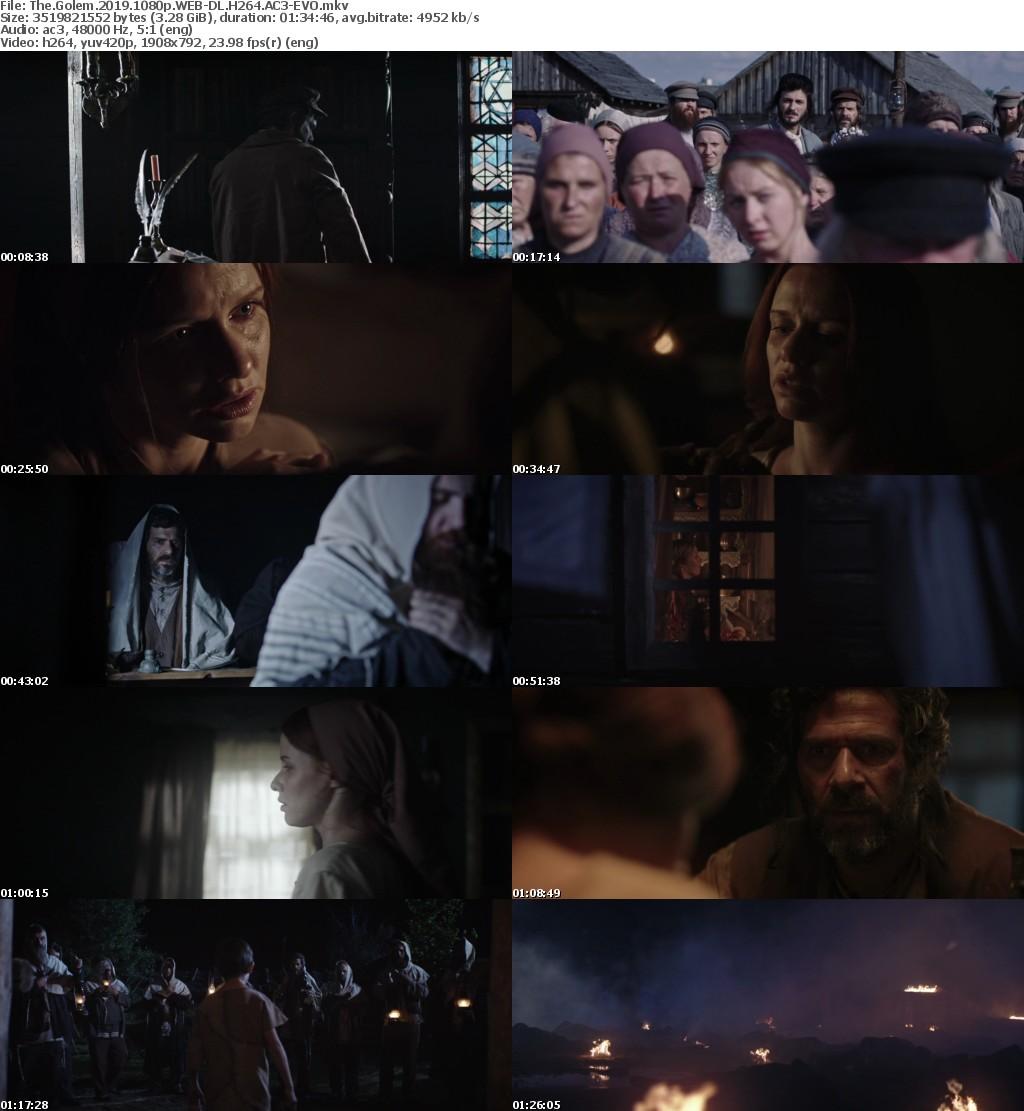 The Golem (2018) 1080p WEB-DL H264 AC3-EVO