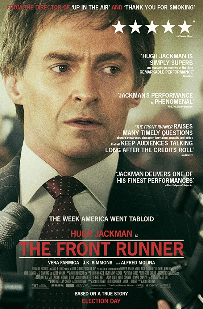 The Front Runner 2018 BRRip XviD MP3-XVID