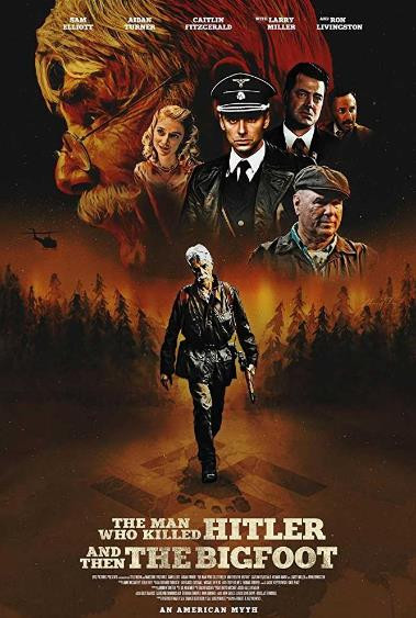 The Man Who Killed Hitler and Then The Bigfoot (2018) English 720p AMZN WEB-DL 750MB ESubs-DLW