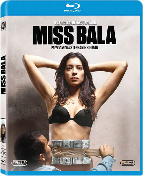 Miss Bala (2019) 720p HDCAM 1xbet 900MB x264-BONSAI