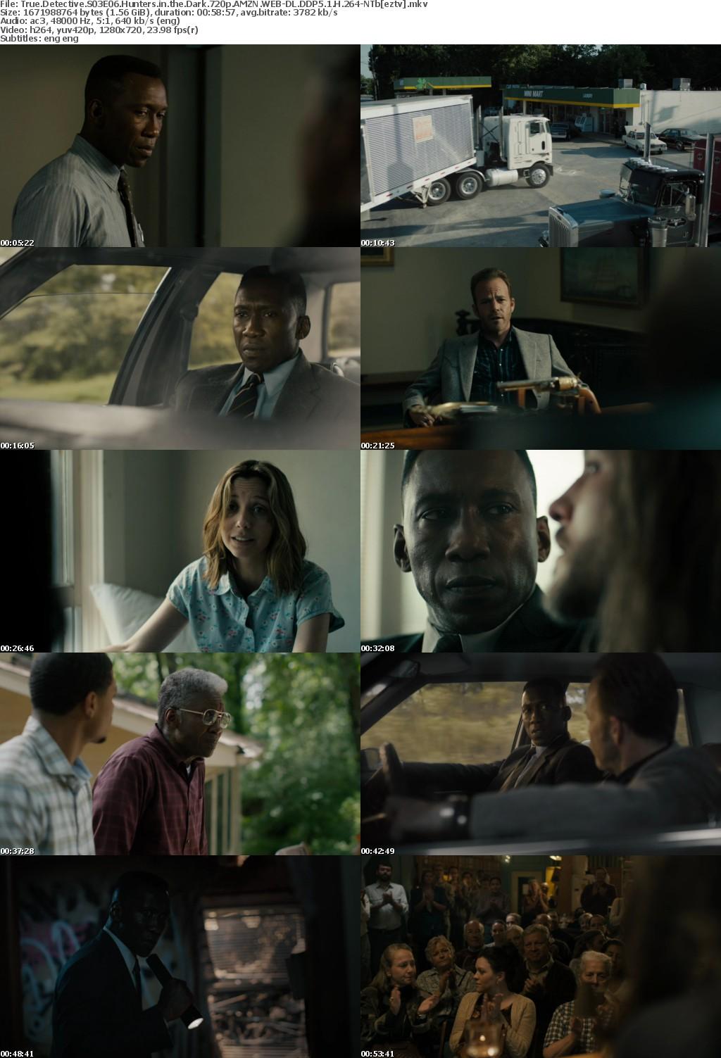 True Detective S03E06 Hunters in the Dark 720p AMZN WEB-DL DDP5 1 H 264-NTb