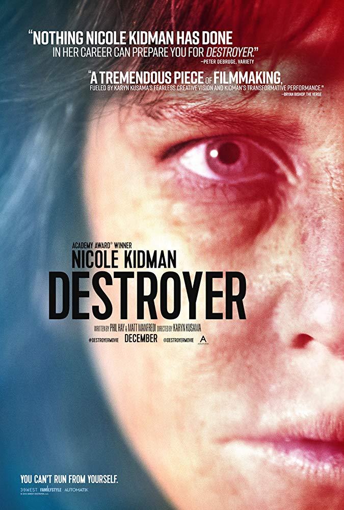 Destroyer 2018 DVDSCR XviD AC3-EVO [TD]
