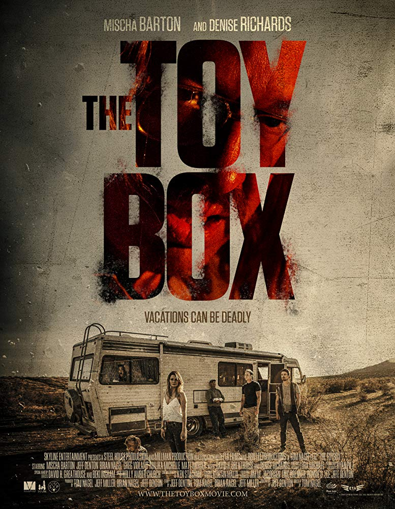 The Toybox 2018 [BluRay] [1080p] YIFY